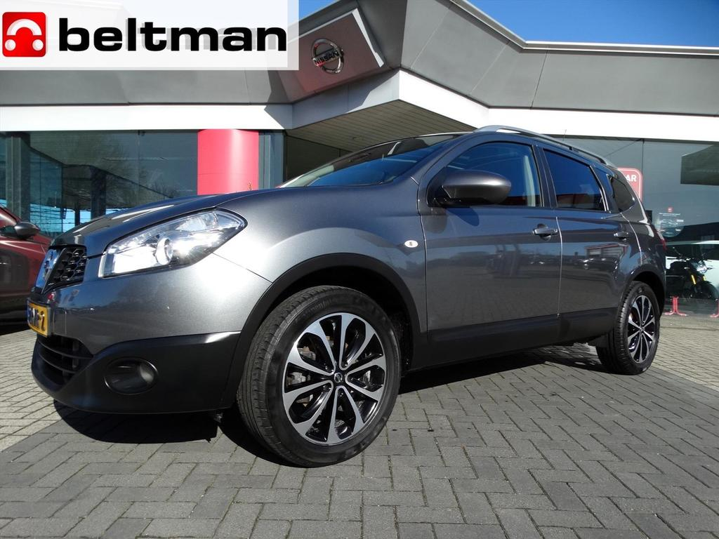 Nissan Qashqai+2 1.6 connect edition