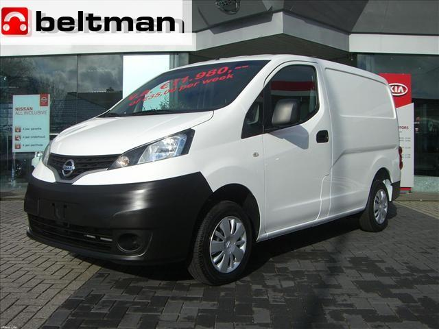 Nissan Nv200 1.5dci 90pk professional edition