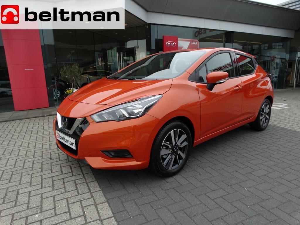 Nissan Micra 1.0l acenta