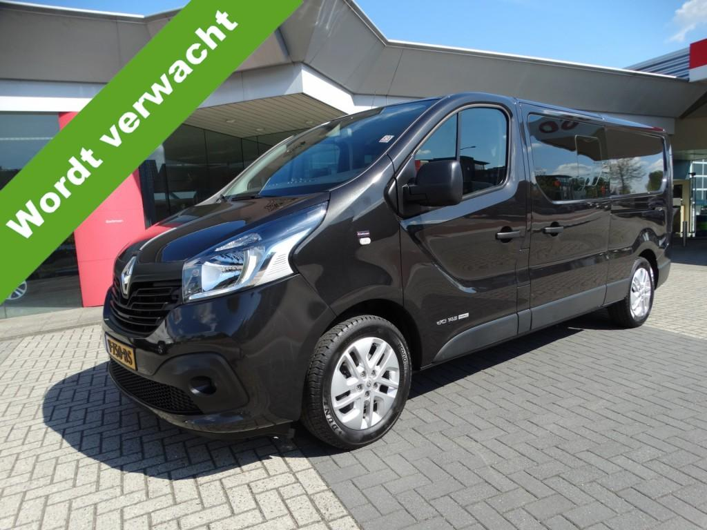 Renault Trafic 1.6 dci t29 l2h1 dc luxe energy