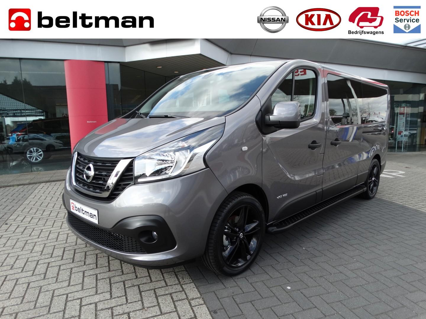 Nissan Nv300 1.6 dci 145 l2h1 optima dc luxe s&s