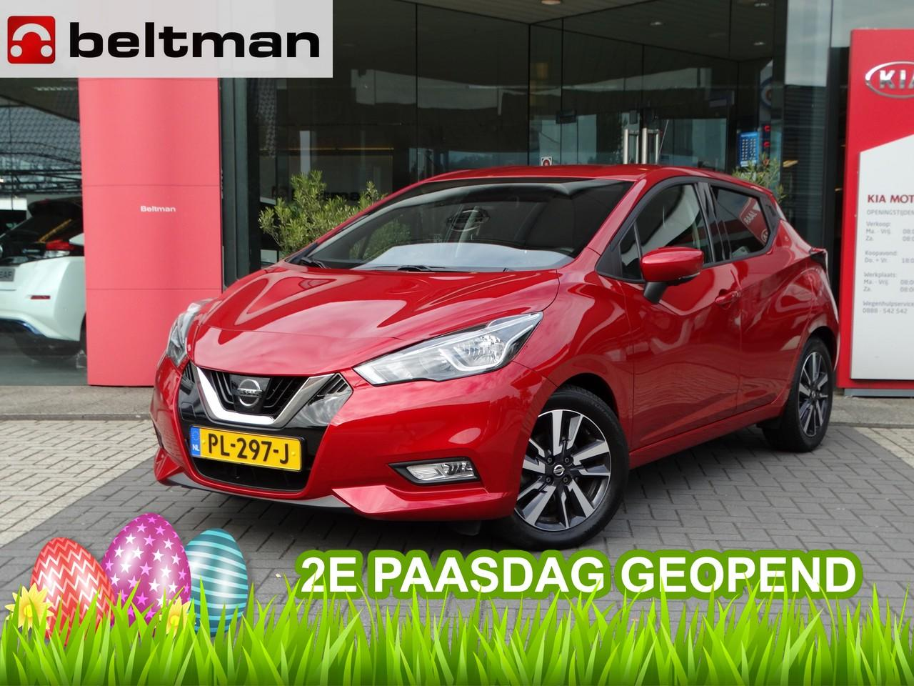 Nissan Micra 0.9 ig-t n-connecta