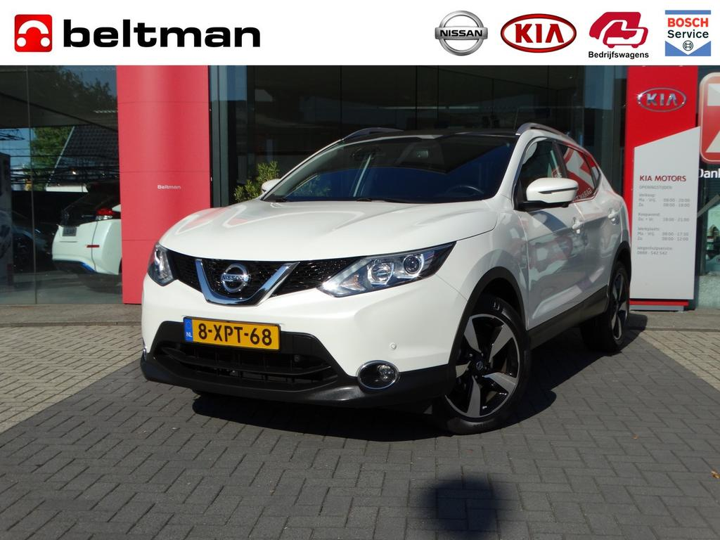 Nissan Qashqai 1.2 connect edition