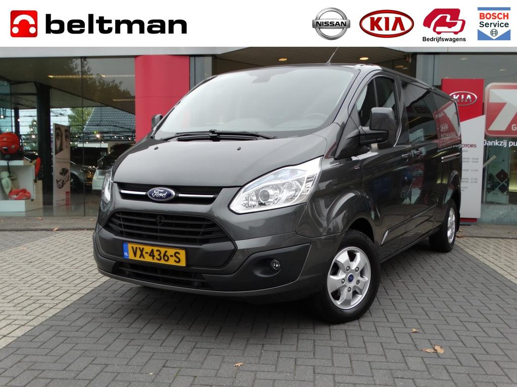Ford Transit custom 290 2.2 tdci l2h1 limited dc