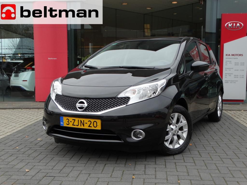 Nissan Note 1.2 connect edition
