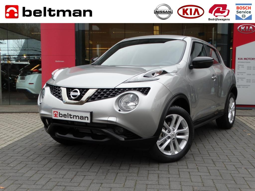 Nissan Juke 1.2 dig-t s/s n-connecta