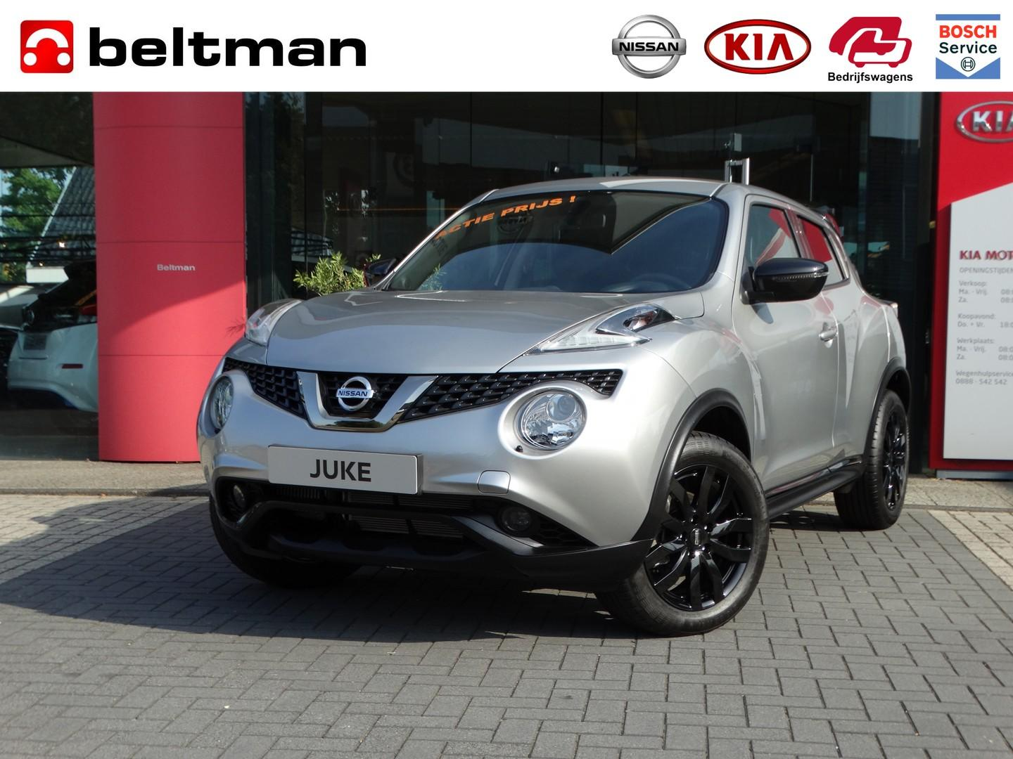 Nissan Juke 1.2 dig-t s/s n-connecta black edition