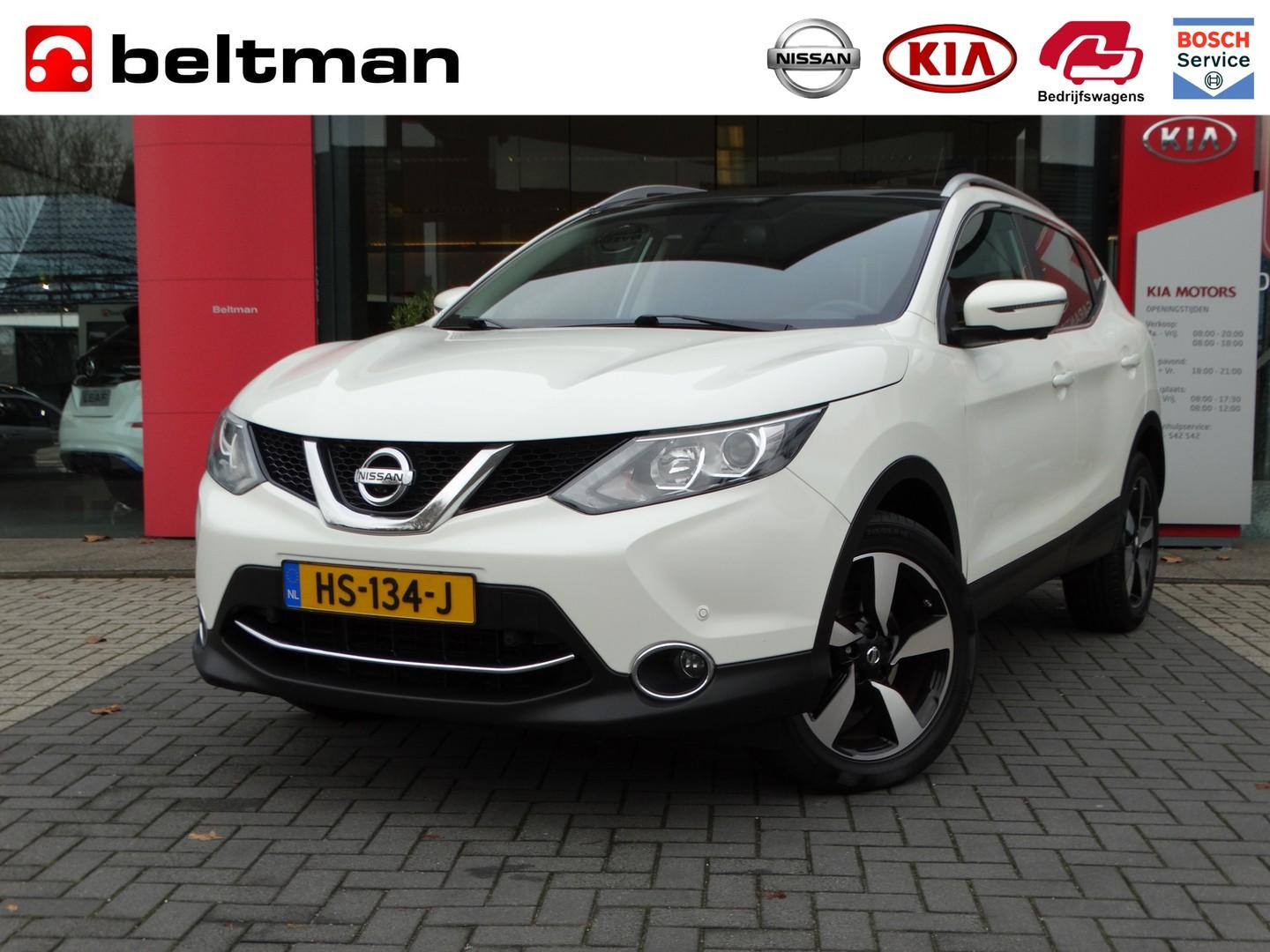 Nissan Qashqai 1.6 dig-t connect edition