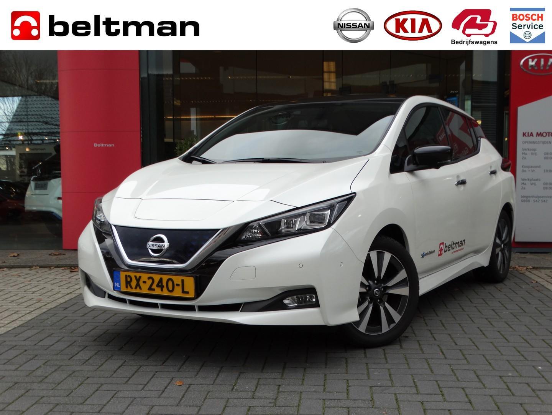 Nissan Leaf Tekna 40 kwh excl. btw