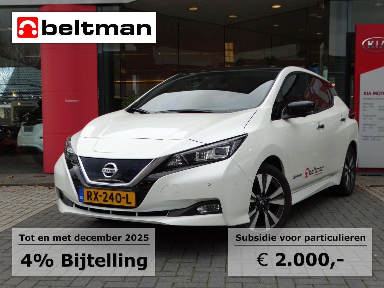 Nissan Leaf Tekna 40 kwh incl. btw