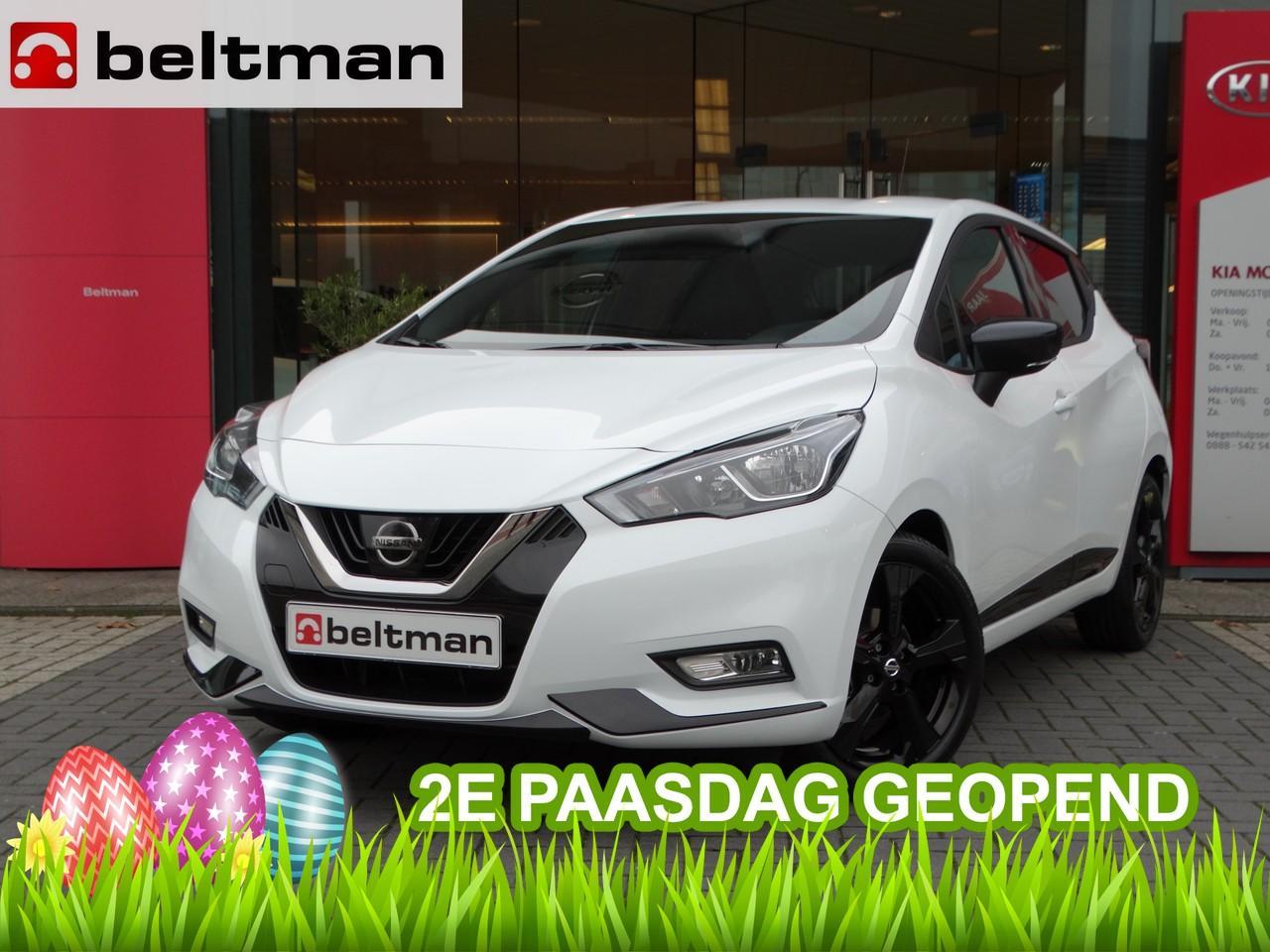 Nissan Micra 1.0 ig-t n-sport 100 pk