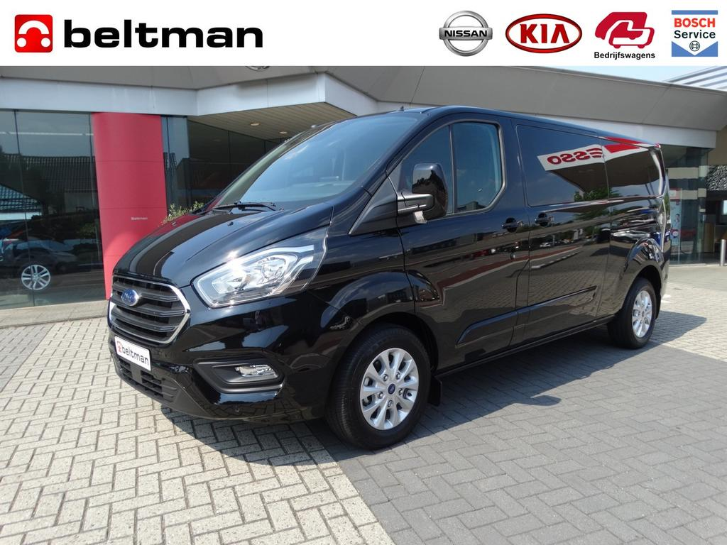 Ford Transit custom 300 2.0 tdci l2h1 limited dc automaat uit voorraad!!