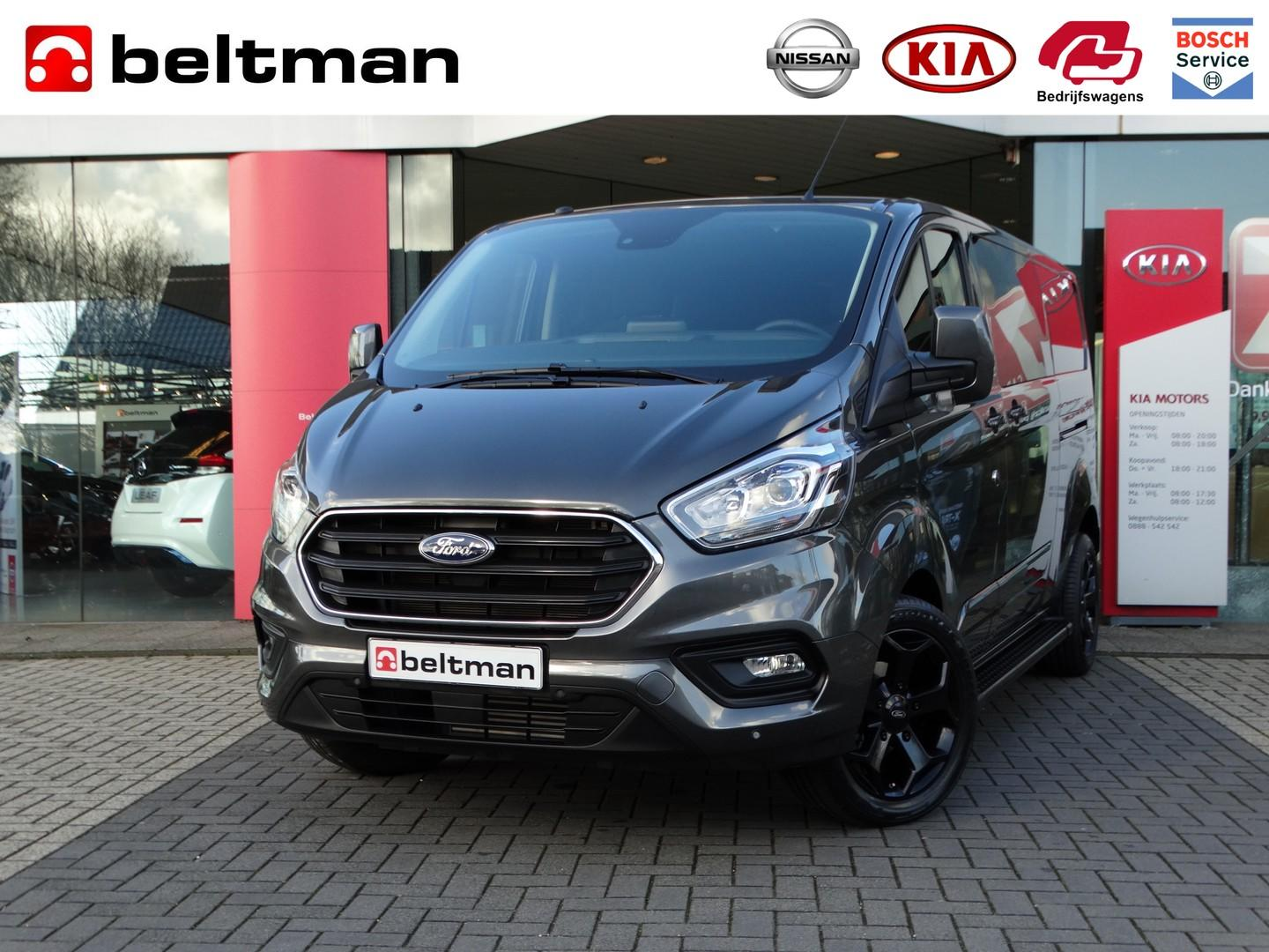 Ford Transit custom 300 2.0 tdci l2h1 limited dc automaat uit voorraad!!!