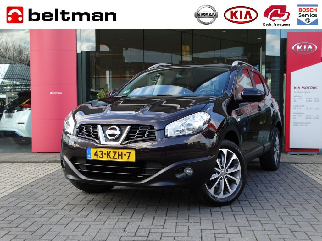 Nissan Qashqai 1.6 connect edition navi