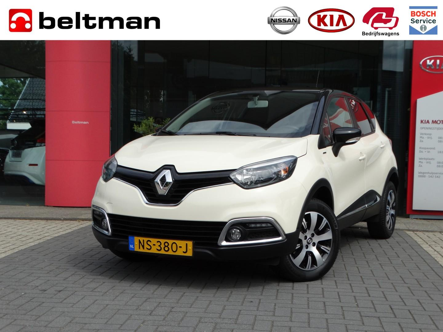 Renault Captur 1.2 tce limited