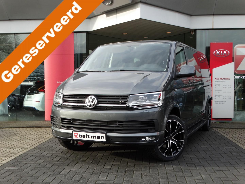 Volkswagen Transporter 20tdi L2h1 Dc 204pk Euro6 Dsg Netto Deal Bij Autobedrijf Beltman