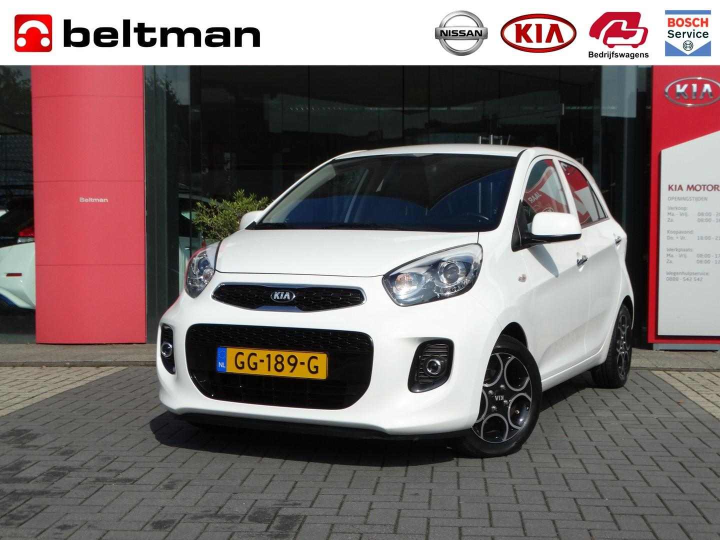Kia Picanto 1.0 cvvt first edition  bluetooth