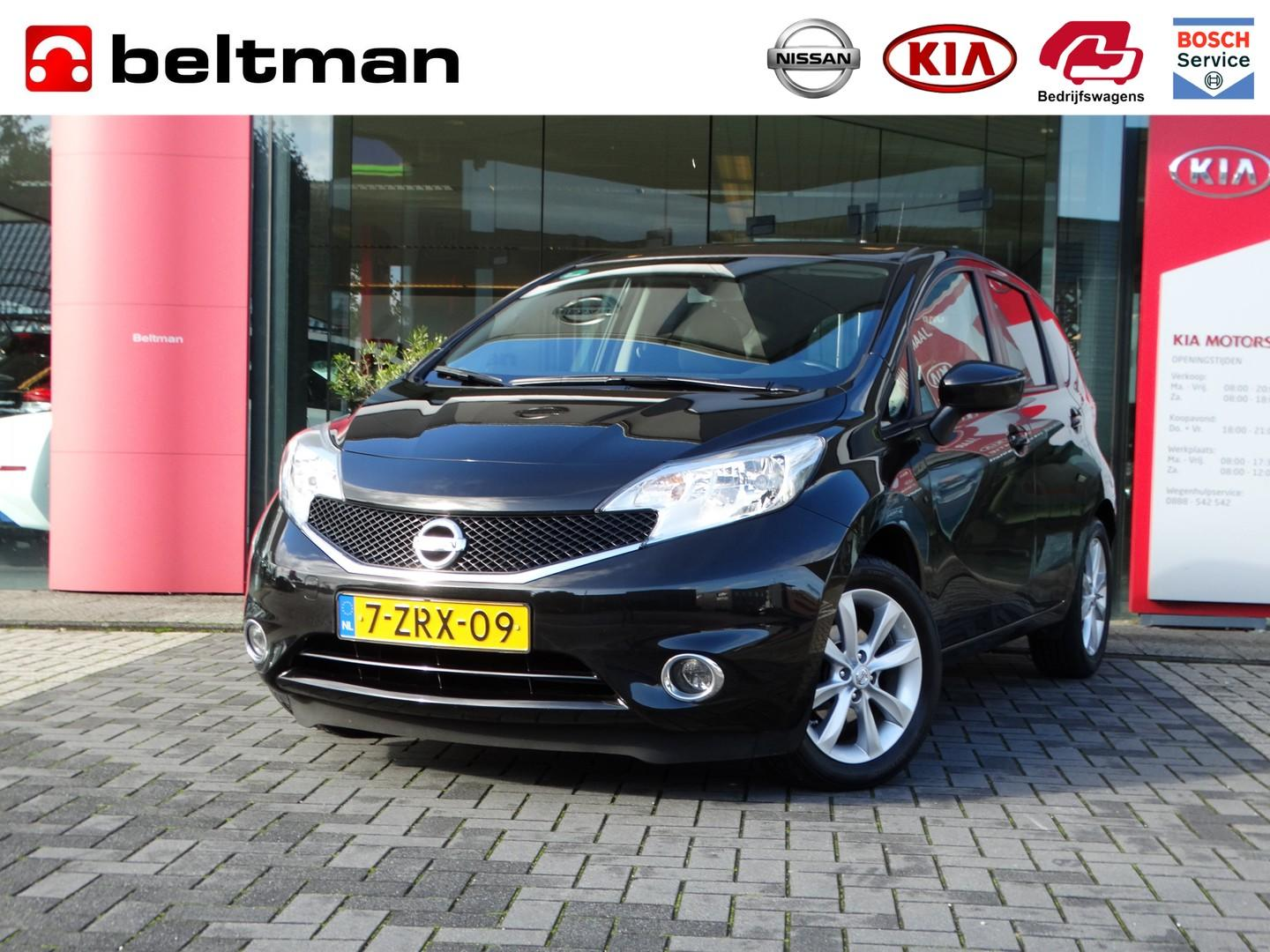Nissan Note 1.2 dig-s connect edition