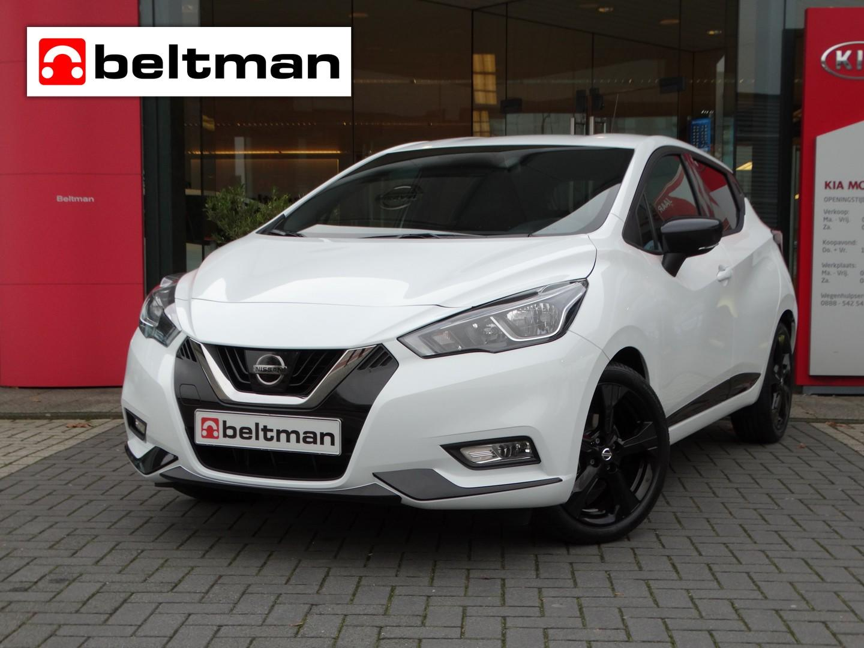 Nissan Micra 1.0 ig-t n-sport 100pk