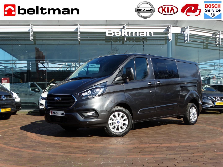 Ford Transit custom 300l 2.0 tdci l2h1 limited dc 170pk automaat