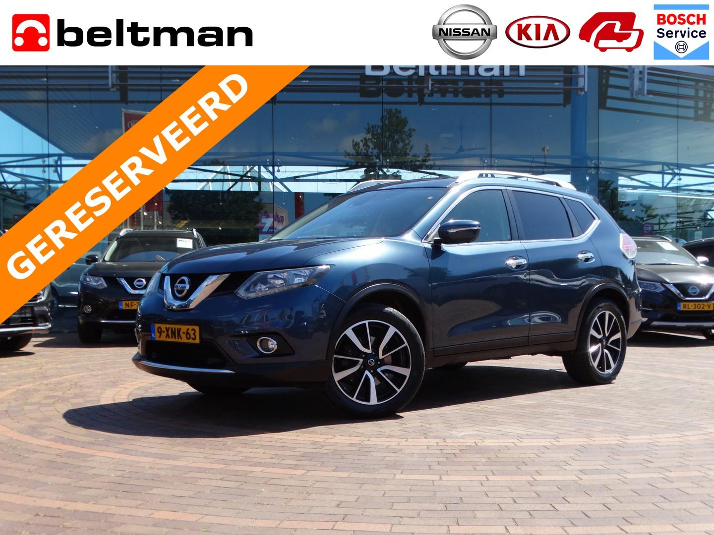 Nissan X-trail 1.6 dci business 7p.