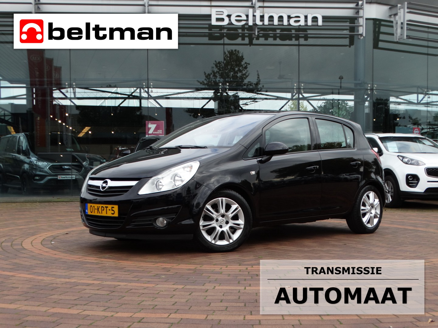 Opel Corsa 1.4-16v cosmo automaat
