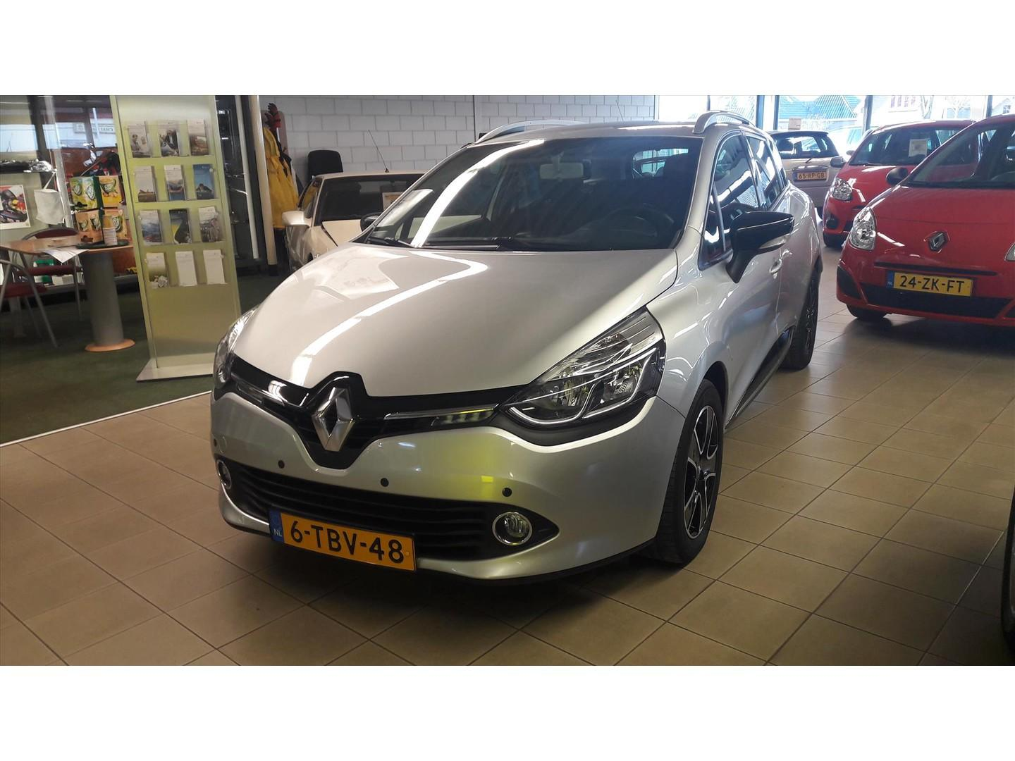 Renault Clio 0.9 tce 90 estate expression