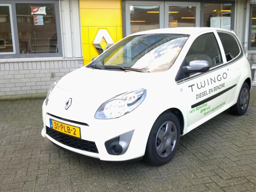 Renault Twingo 1.5 dci 85pk eco²
