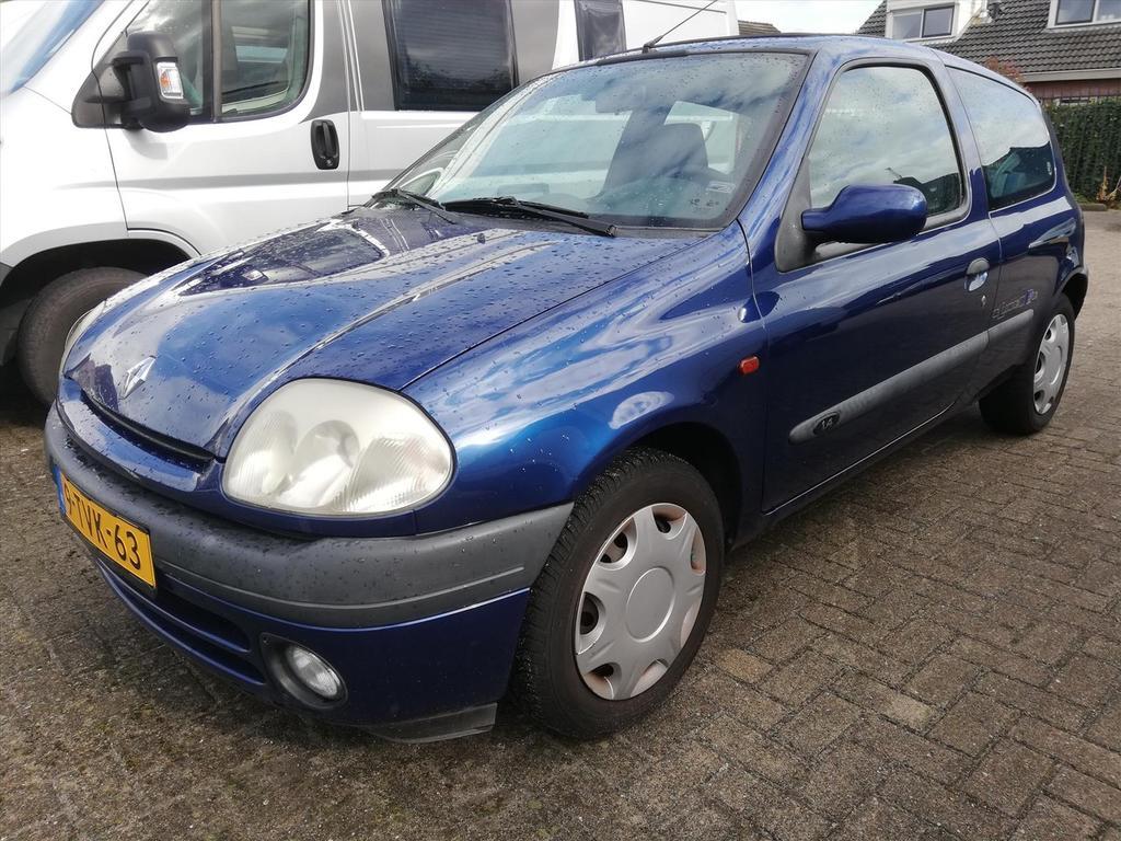 Renault Clio 1.4 mtv