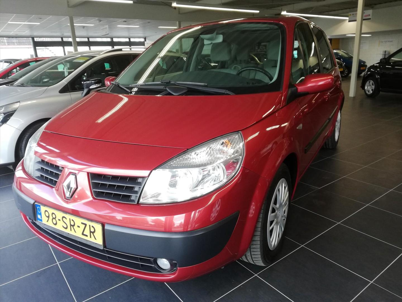 Renault Scénic 2.0 16v 99kw business line