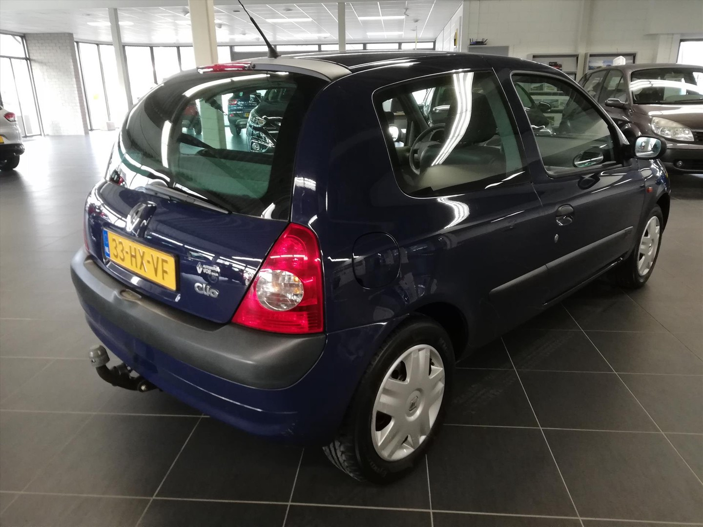 Renault Clio 1.2 55kw e3 authentique