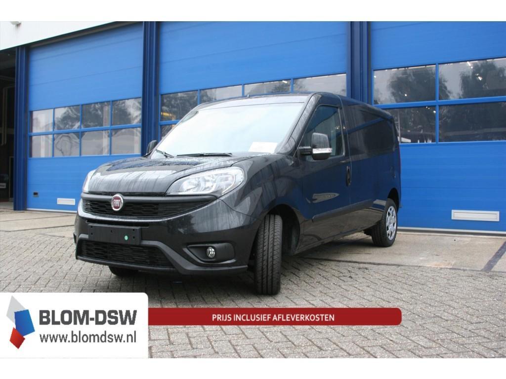 Fiat Cargo L2h1 sx 105pk metallic zwart