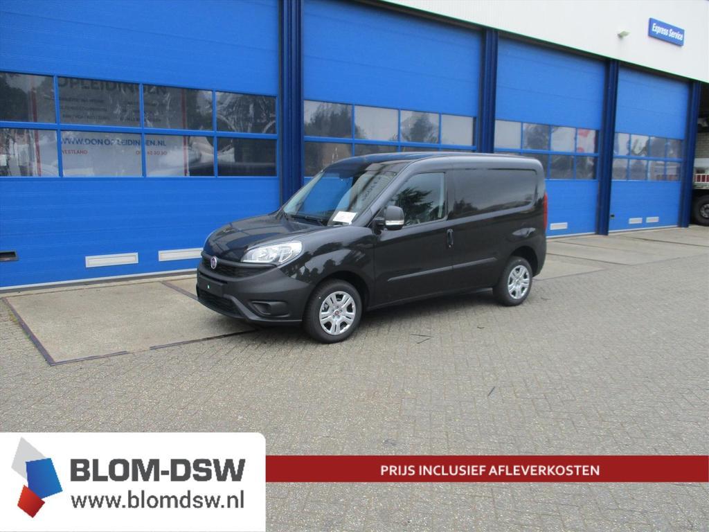 Fiat Doblò Pro edition l1h1 zwart