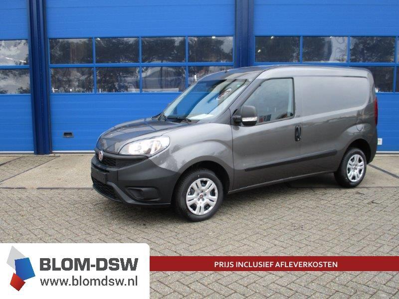 Fiat Doblò Pro edition l1h1 donkergrijs