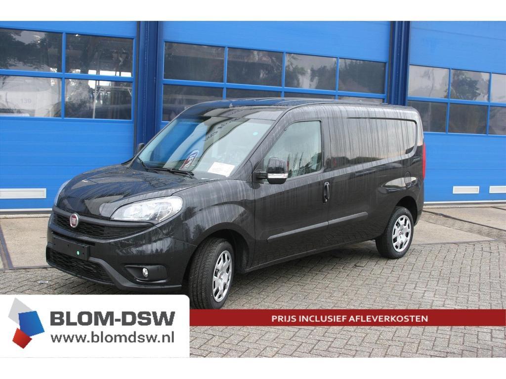 Fiat Doblò Pro edition l2h1 zwart