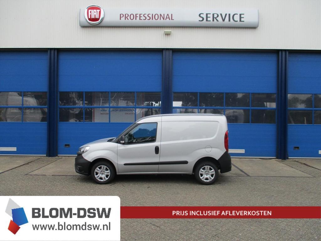 Fiat Doblò Pro edition l1h1 zilvergrijs