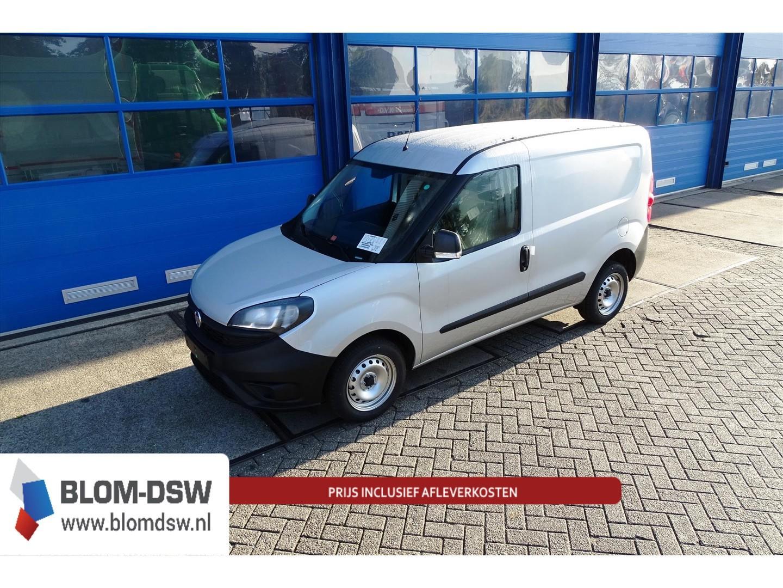 Fiat Doblò Basis 1.3 95pk euro6d zilvergrijs