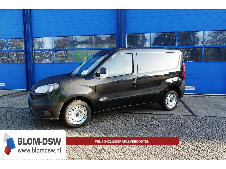 Fiat Doblò Basis 1.3 95pk euro6d zwart