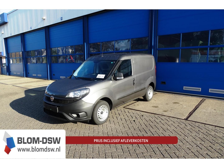 Fiat Doblò Basis 1.3 95pk euro6d donkergrijs