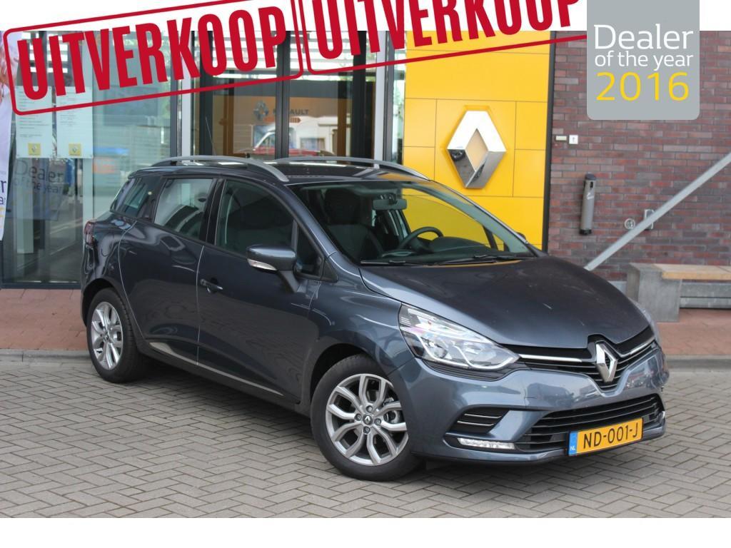 Renault Clio estate 0.9 tce zen nu demo korting