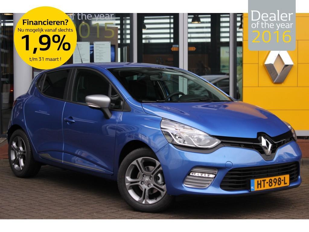 Renault Clio Tce 90pk gt-line internetaanbieding super prijs !