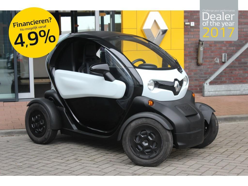 Renault Twizy Color cargo (ex accu) elektrisch rijden!