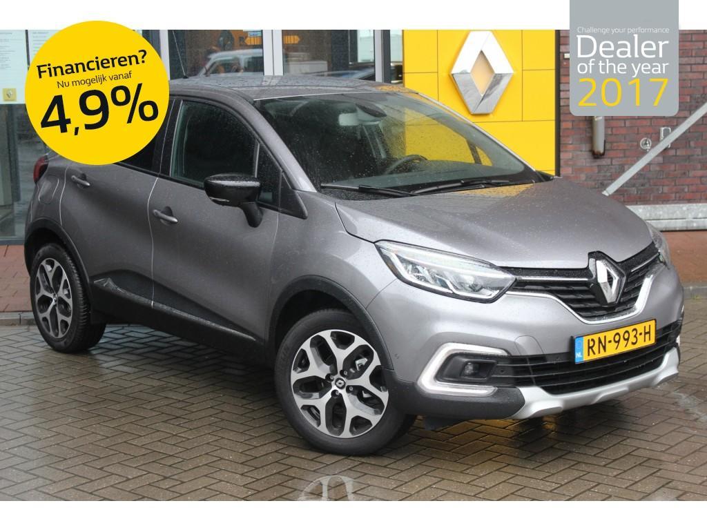 Renault Captur Tce 90 pk intens demo