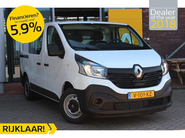 Renault Trafic 1.6 dci 125pk t29 l1h1 comfort energy internetaanbieding