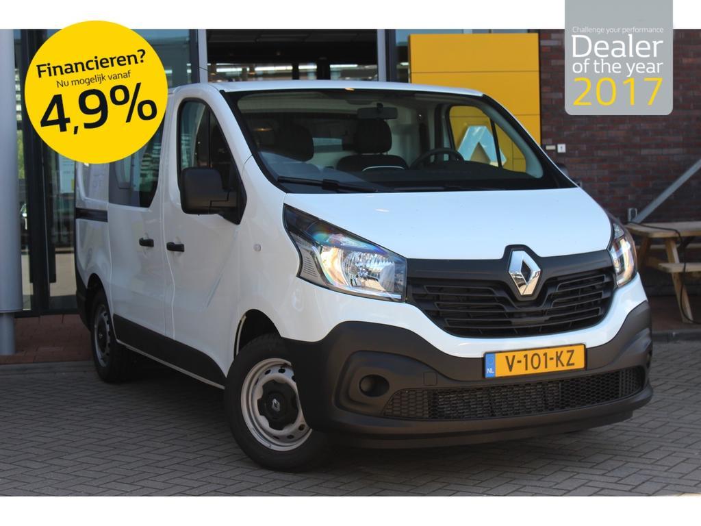 Renault Trafic 1.6 dci 125pk t29 l1h1 comfort energy normaal rijklaar 27.370,- nu voor 19.950,-