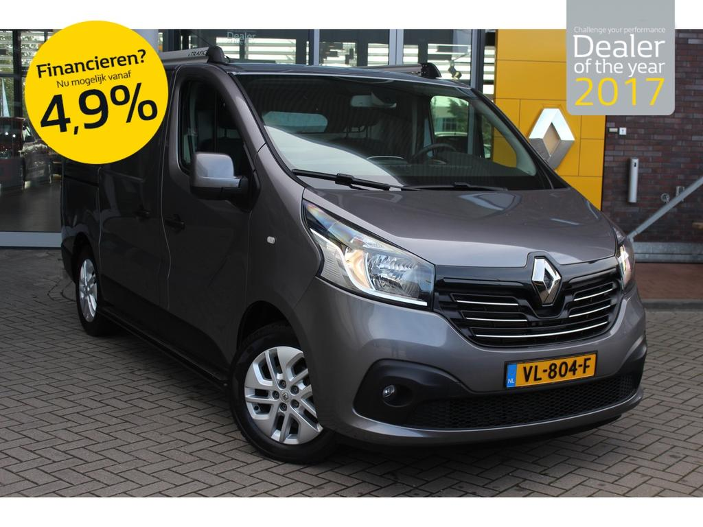 Renault Trafic 1.6dci 145pk t29 l1h1 luxe