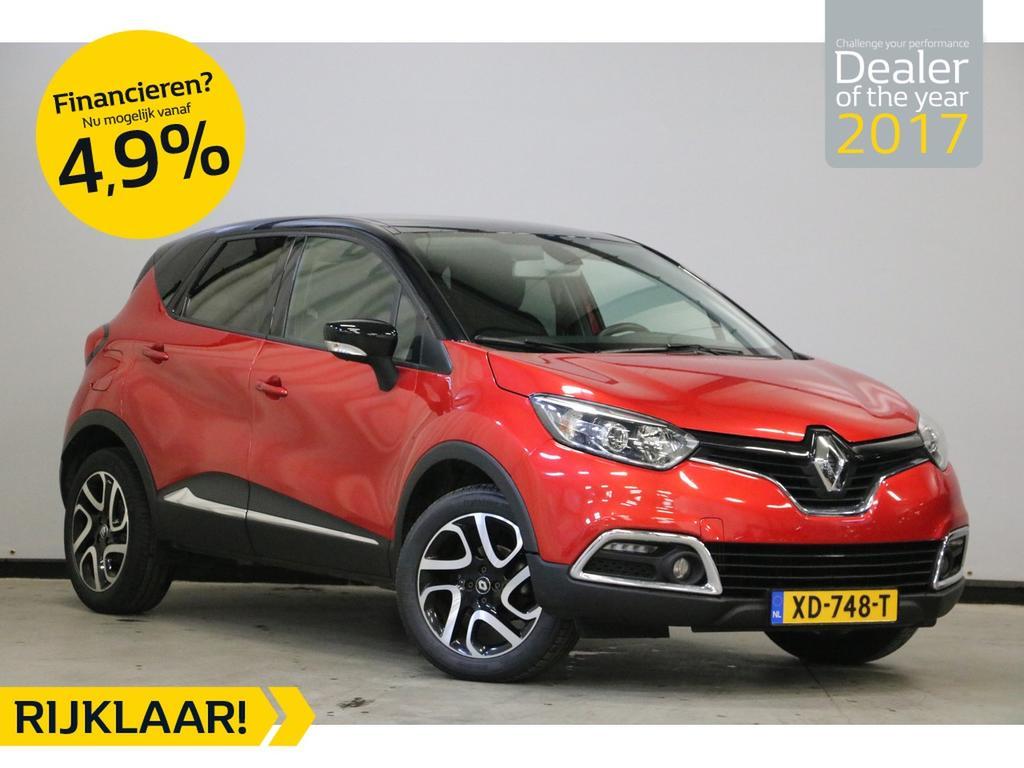 Renault Captur Tce 90pk dynamique rijklaar!