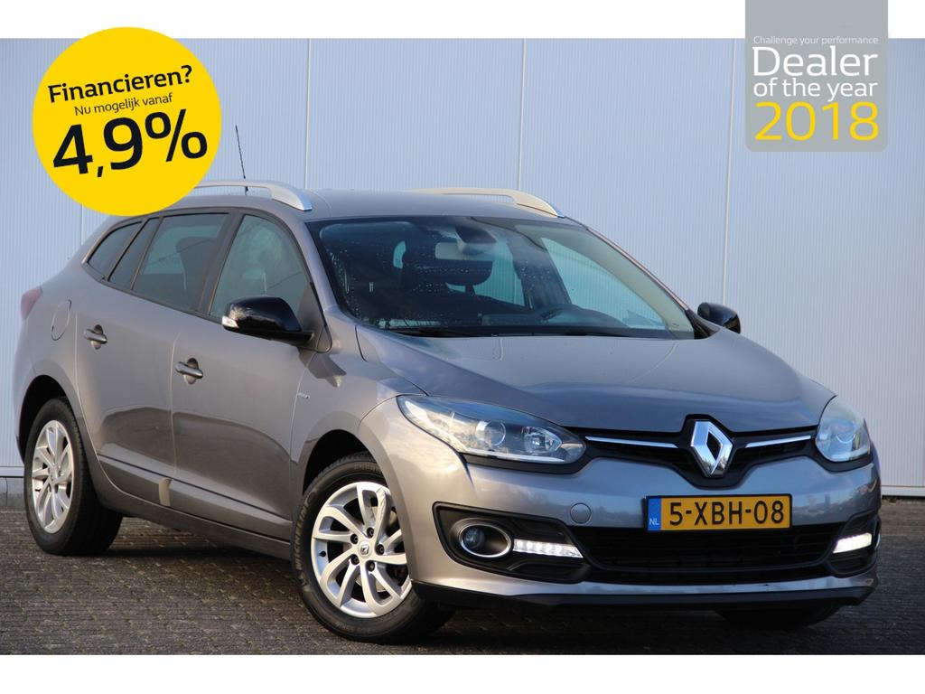 Renault Mégane Estate tce 115pk limited