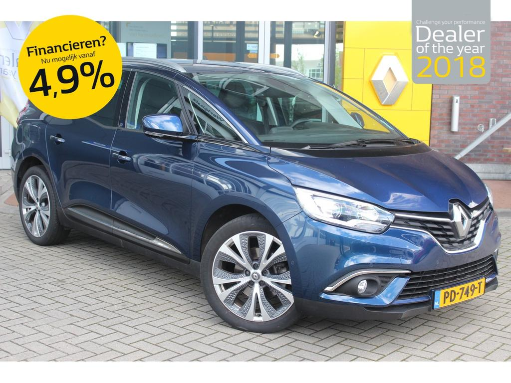 Renault Grand scénic 1.5 dci 110pk intens