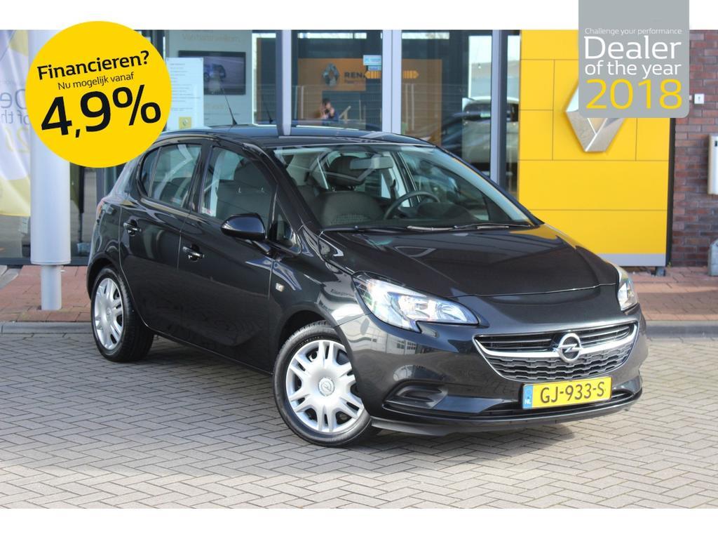 Opel Corsa 1.4 90pk edition 5-drs